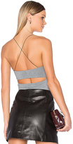 Alexander Wang Strappy Cami in Gray. - size L (also in )