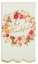 Design Design 15-Count Be Thankful Paper Guest Towel Napkin
