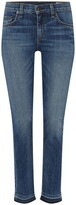 Thumbnail for your product : Rag & Bone Dre Unrolled Hem Jeans