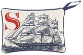 Thomas Paul S Ship Door Pillow