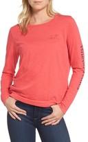 Vineyard Vines Women's Long Sleeve Logo Tee