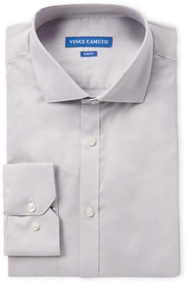 Vince Camuto Light Grey Slim Dress Shirt