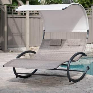 Vivere Hammocks Double Chaise Lounge Vivere Hammocks Color: Sienna