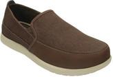 Crocs Men's Santa Cruz Deluxe Slip-On