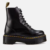 Dr. Martens Women's Jadon Polished Smooth Leather 8-Eye Boots