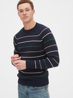 Gap Crewneck Raglan Sweater