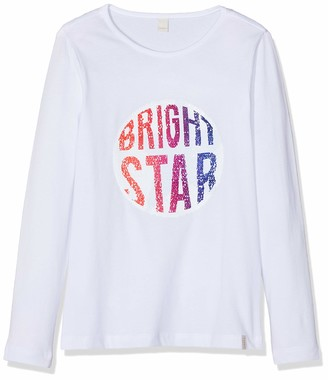 Esprit Girl's Rp1012507 T-Shirt Long Sleeves Top
