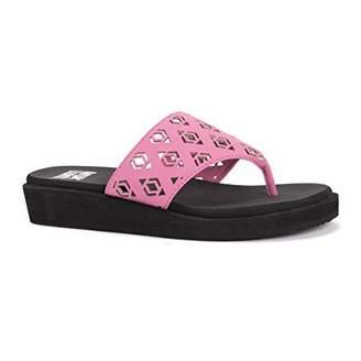 Muk Luks Women's Melanie Wedge Sandals