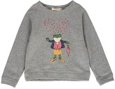 Nice Things Miss Frog Heart Sweatshirt