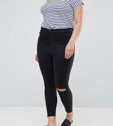 New Look Plus New Look Curve Premium Body Shaper Jeans