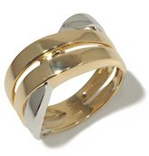 Tatitoto Only Gold Women's Ring in 18k Gold, Size 7.5, 8.5 Grams