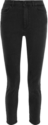 DL1961 Farrow High-rise Skinny Jeans