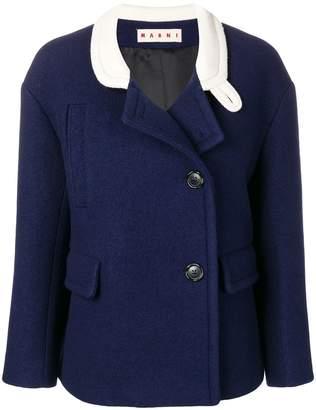 Marni button up jacket