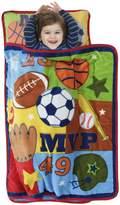 Baby Boom MVP Multi-Sports Football Baseball Slumber Roll Nap Mat