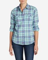 Eddie Bauer Women's Classic Packable Shirt