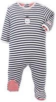Petit Bateau Baby boys striped pajamas
