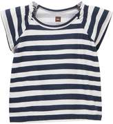 Tea Collection Eliza Flutter Top (Baby Girls)