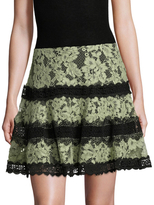 Alexis Brunna Lace A Line Skirt