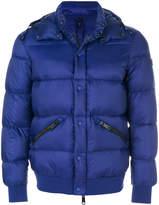 Armani Jeans padded hood jacket
