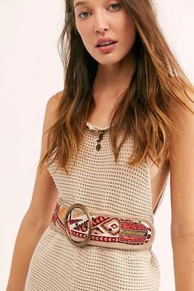 Free People Deja Embellished Belt