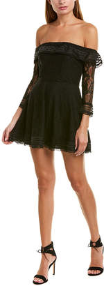 Lovers + Friends Lovers & Friends Cass Mini Dress