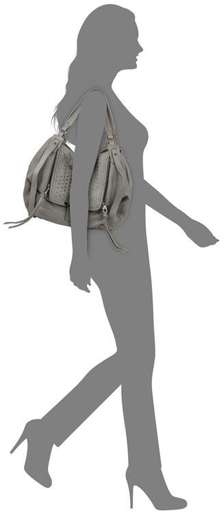 Kooba Jonnie Tote In French Grey