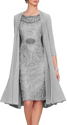 APXPF Women's Long Split Prom Dress V Neck Spaghetti Straps Evening Party Gowns