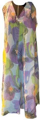 Marimekko Multicolour Silk Dresses