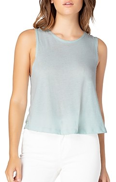 Beyond Yoga Boyfriend Jersey Aquarius Tank Top