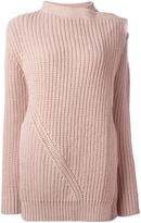 Diesel 'Quieres' jumper - women - Nylon/Wool - XS
