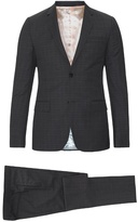 Gucci Monaco Checkered Wool Suit