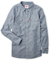 Levi's Boys 8-20) Stripe Two-Pocket Shirt