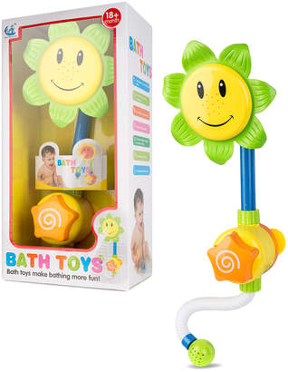 Yuka Rubber Sunflower Bath Toy