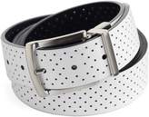 Nike Big & Tall Reversible Perforated Leather Golf Belt