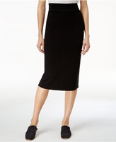 Free People Bring It Back Pencil Skirt