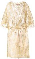 Gilda & Pearl - 'Harlow' kimono gown - women - Nylon - One Size