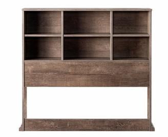 Harriet Bee Kidwell Storage Bookcase Headboard Harriet Bee Size: Twin