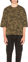 Stampd Camo Washed Oversized Tee