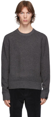 Rag & Bone Grey Wool and Cashmere Finch Sweater