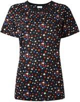 Saint Laurent star print T-shirt