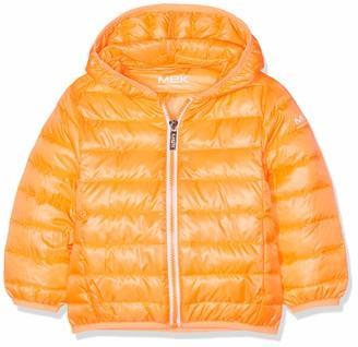 MEK Baby Girls Giubbino Super Light Jacket