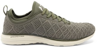 Athletic Propulsion Labs Techloom Phantom Trainers - Olive Green