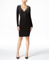INC International Concepts Beaded Sheath Dress, Only at Macy's