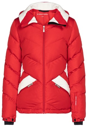 Perfect Moment Bergen Duvet down ski jacket