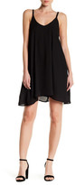 Lucca Couture V-Neck 3 Strap Tank Dress