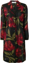 Dolce & Gabbana Pre Owned 1990's floral shirt dress