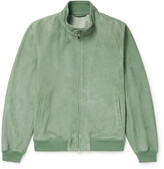 Thumbnail for your product : Valstar Suede Harrington Jacket