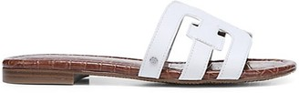 Sam Edelman Bay Flat Leather Sandals