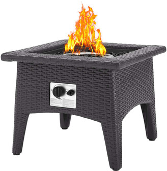 Modway Outdoor Vivacity Outdoor Patio Fire Pit Table
