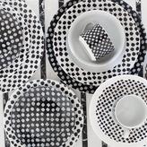 Kelly Wearstler Dots Dinner Plate